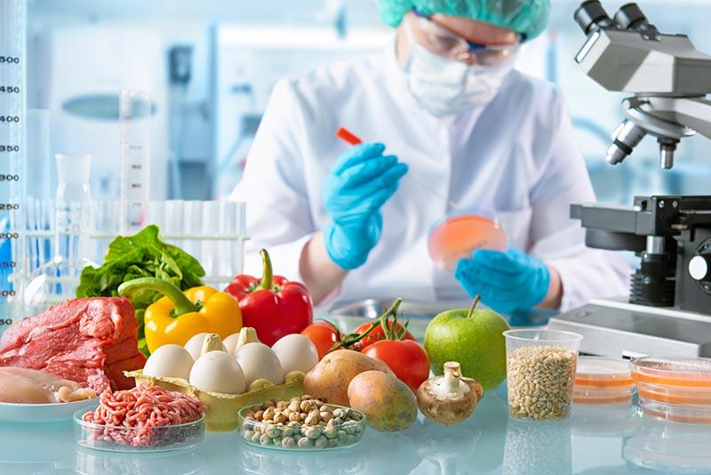 Análise de Alimentos